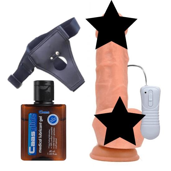 Büyük boy kemerli vibratör